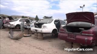Car Junkyard Salvage Scrap yard Cars Ecology Parts Pick A part #1