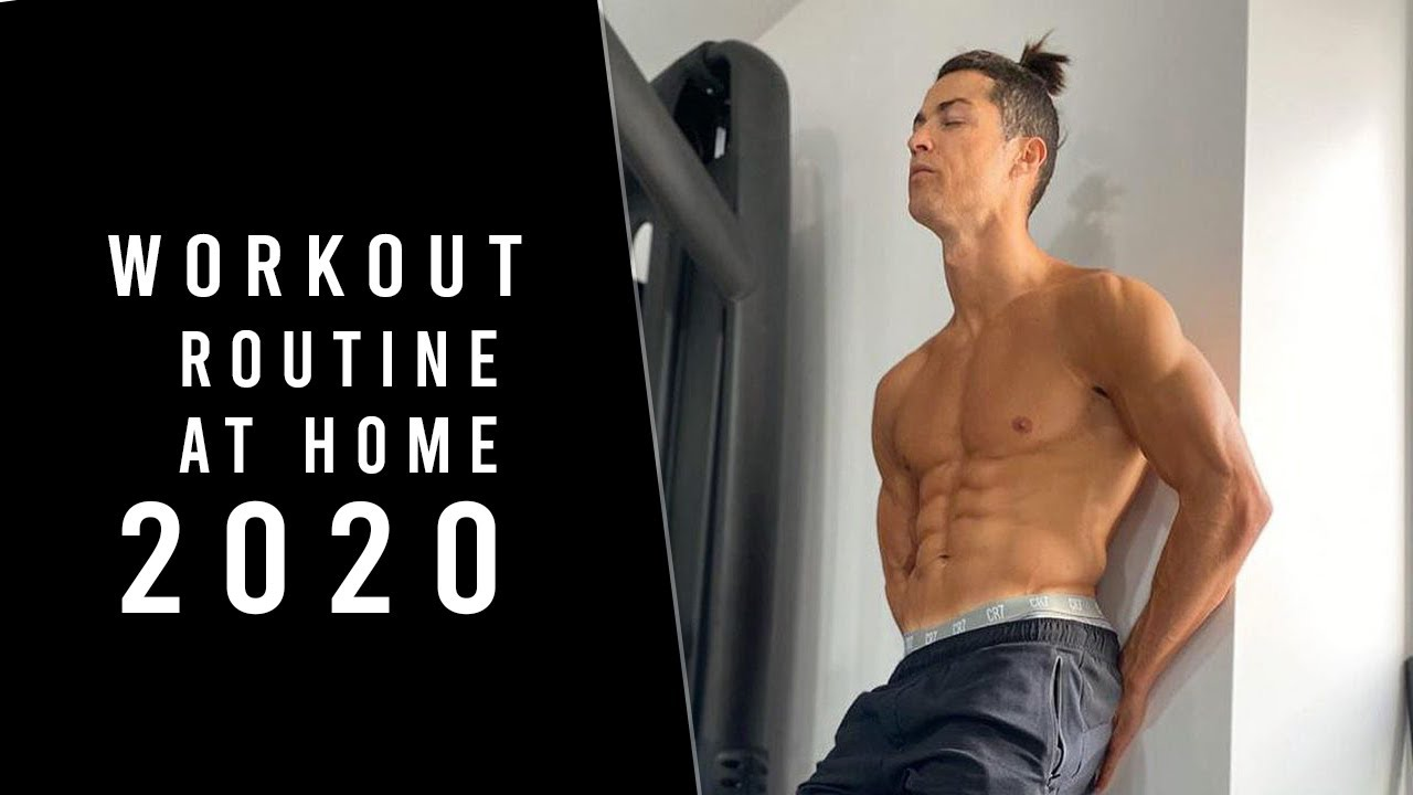 Cristiano Ronaldo Gym Workout And Training Routine At Home 2020 Youtube
