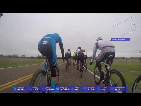 2017 Corsicana Stage Race Cat 3 Road Race