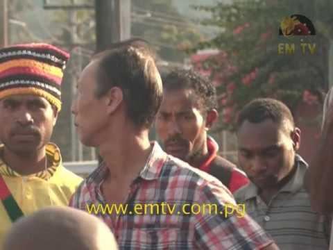 Chinese businessman killed at Badili, Port Moresby