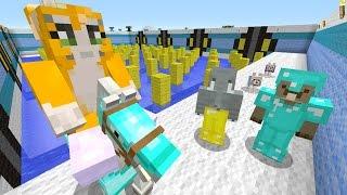 Minecraft Xbox - Horse Parkour [505]