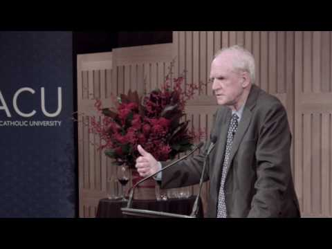 "Charles Taylor: ""Secularism and Multiculturalism"" – Launch of the Institute for Social Justice"