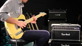 Two-Rock Coral - Tone Sampler