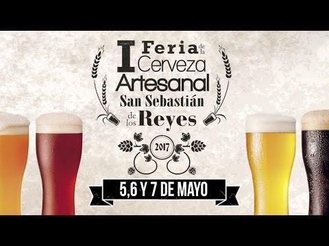 I Feria de la Cerveza Artesanal de San Sebastián de los Reyes