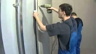 видео Отделка стен гипсокартоном