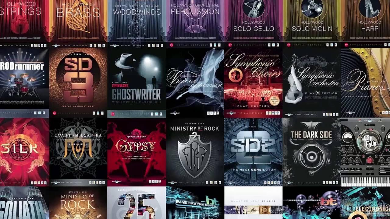 EastWest Sound's ComposerCloud AWS CloudFront Video Case Study