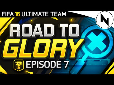 ROAD TO GLORY! #07 - FIFA 16 Ultimate Team