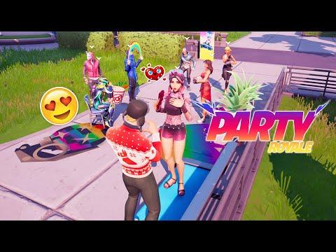 Ich habe ERSTES DATE in PARTY ROYAL! 😳💕 (eskaliert) #1