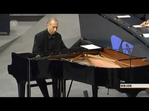 Jascha Nemtsov plays Nocturne cis-moll by Frédéric Chopin in the German Bundestag