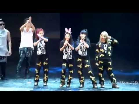 DARA - 'In Or Out' Live Performance [ALL OR NOTHING] FANCAM
