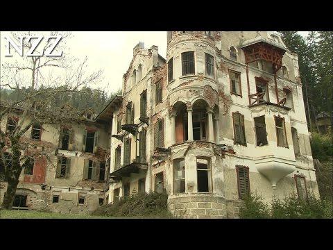 Glanz Der Vergangenheit: Alte Grand-Hotels - Dokumentation Von NZZ Format (2010)