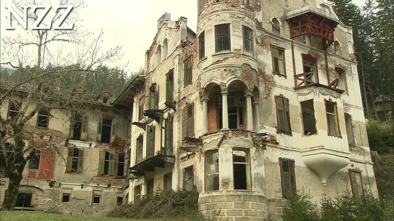 Glanz Der Vergangenheit Alte Grand Hotels Dokumentation
