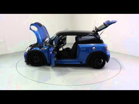 MINI COOPER S 1.6 3DR FROM USED CARS OF BRISTOL BX07FNN