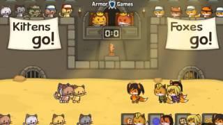 Игра Коты ударная сила лига - обзор игрового процесса