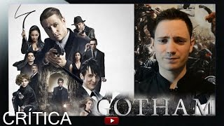Crítica Gotham Temporada 2, capitulo 8 Tonight's the Night (2015) Review