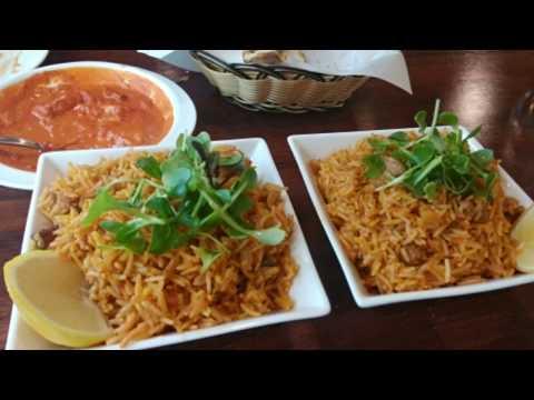 Indian restaurant in Busan, South Korea