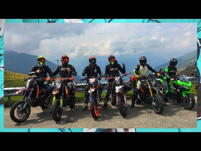 LA CIURMA DELLO SCARICO APERTO w/KTM 690 SMCR, KTM 530, KTM 500