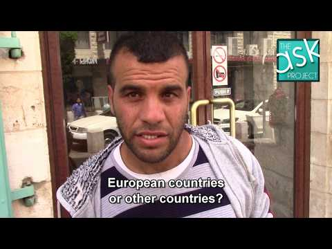 Palestinians: Which countries are Palestine's friends? Enemi