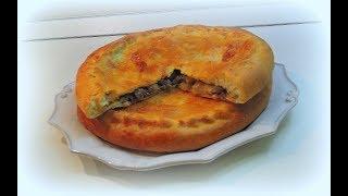 рецепты домашней кухни как приготовить пирог чуду рецепт от Валентины абхазская осетинская кухня