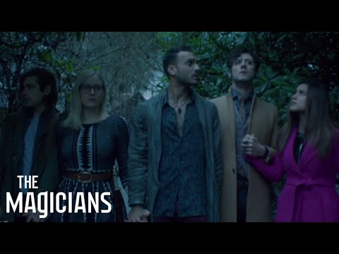 THE MAGICIANS | Full Panel - San Diego Comic-Con 2016 | Syfy