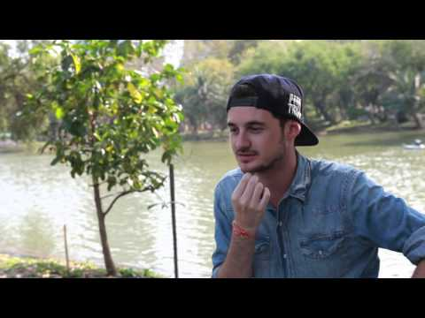 Izaac talks about his Web Design Internship in Thailand