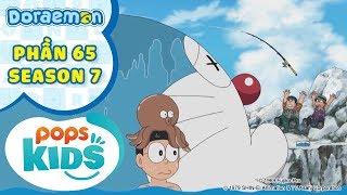 [S7] Tuyển Tập Hoạt Hình Doraemon - Phần 65 - Đi Câu Thủy Quái Đầu Trọc, Sự Tích Lột Da