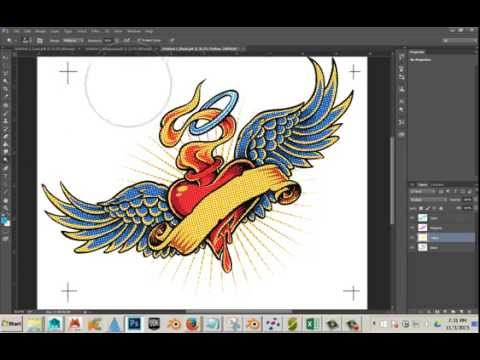 CMYK for screenprinting from photoshop
