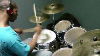 "Sign of a Victory - R.Kelly (Drum Cover by Kenneth ""KB"" Benson)"