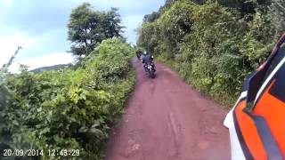 Bike ride to dapoli - Entering dapoli