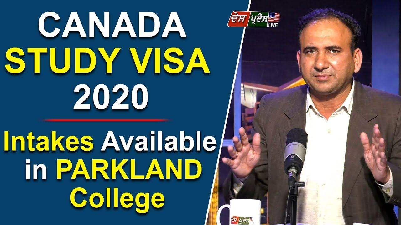 Parkland Graduation 2020.Canada Study Visa 2020 Intakes Available In Parkland College