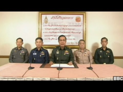 Thailand Military's Not-Coup Is A Coup, After All