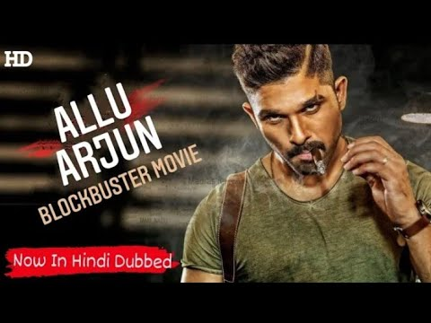 Download ALLU ARJUN BLOCKBUSTER MOVIE - Hindi Dubbed Full Movie | South Indian Movies In HD Hindi Dubbed