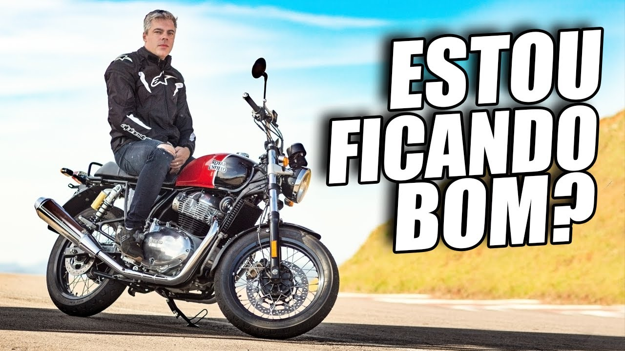 COMO NÃO CAIR!! 😱 TREINO DE DESVIO NAS AULAS DE PILOTAGEM PROFISSIONAL COM ROYAL ENFIELD!!