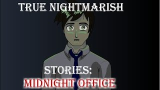 creepy animation
