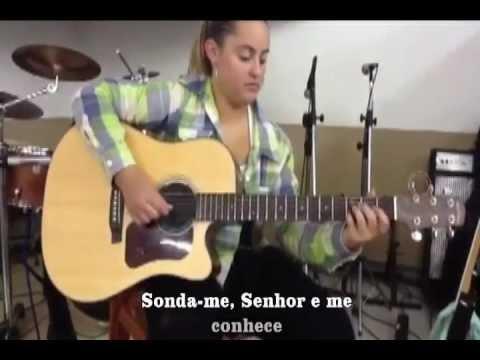 1° Concurso Cultural Santo Angelo de Musica Instrumental Gospel/Bruna Alvim