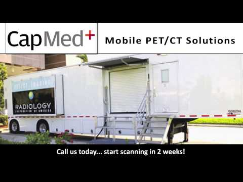 CapMed+ Mobile PET/CT Solutions