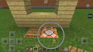 How To Go To The Portal Of GTA San Andreas!|Minecraft Pocket Edition