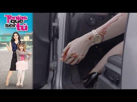 ¡Marisa sufre un terrible accidente! | Tenías que ser tú - Televisa