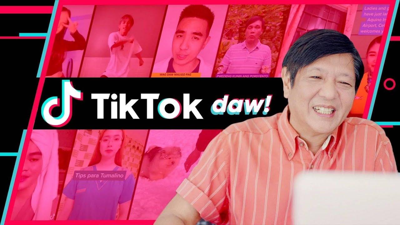 BBM VLOG #170: Tiktok | Bongbong Marcos