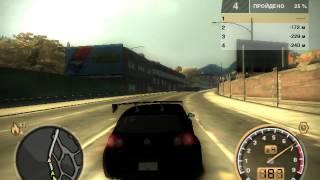 NFS гонки с полицией #2