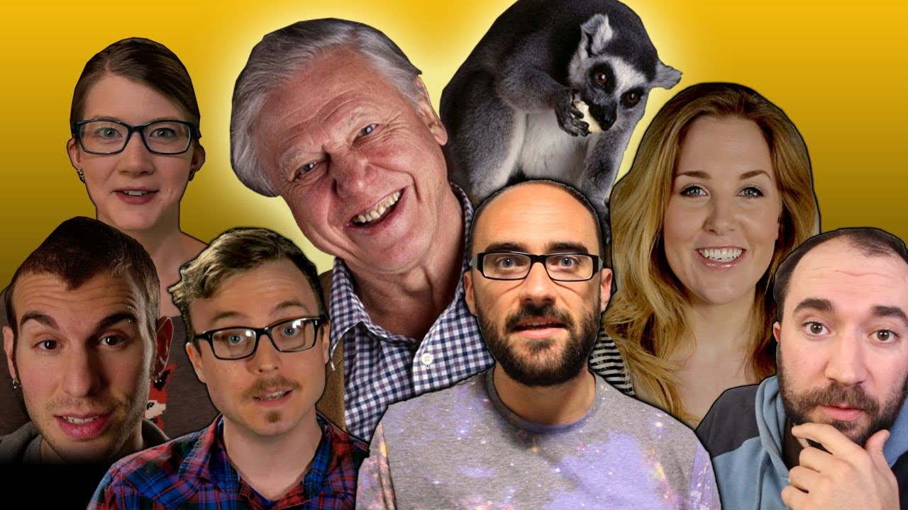 YouTubers' Favourite Attenborough Moments! | #AttenboroughWeek | Earth Unplugged