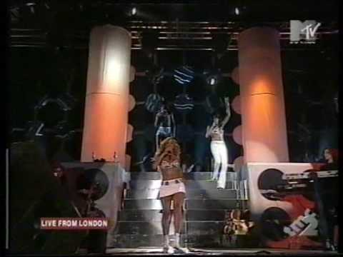 Destiny's Child - Jumpin' Jumpin' (Live @ Jam In The Park 2001)
