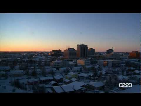 City of Yellowknife: 24 hours Yellowknife - Downtown _ Our Yellowknife