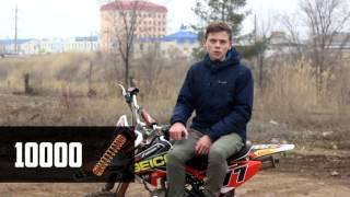 ОБЗОР ПИТБАЙКА РЭЙСЕР | RACER RC125-PM