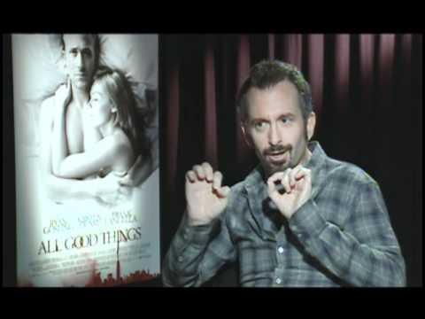 All Good Things - Exclusive: Director Andrew Jarecki Interview