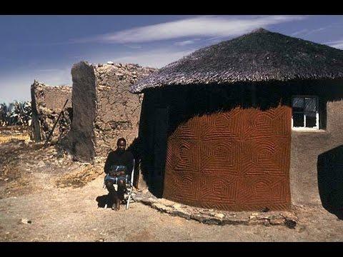 Город Масеру! столица Лесото!! Maseru! capital of Lesotho !!