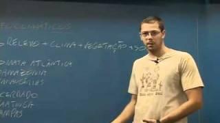 G1 - Professor explica os domínios morfoclimáticos