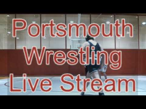 JV 12-19-2018 Portsmouth Vs Hollis Brookline High School Wrestling