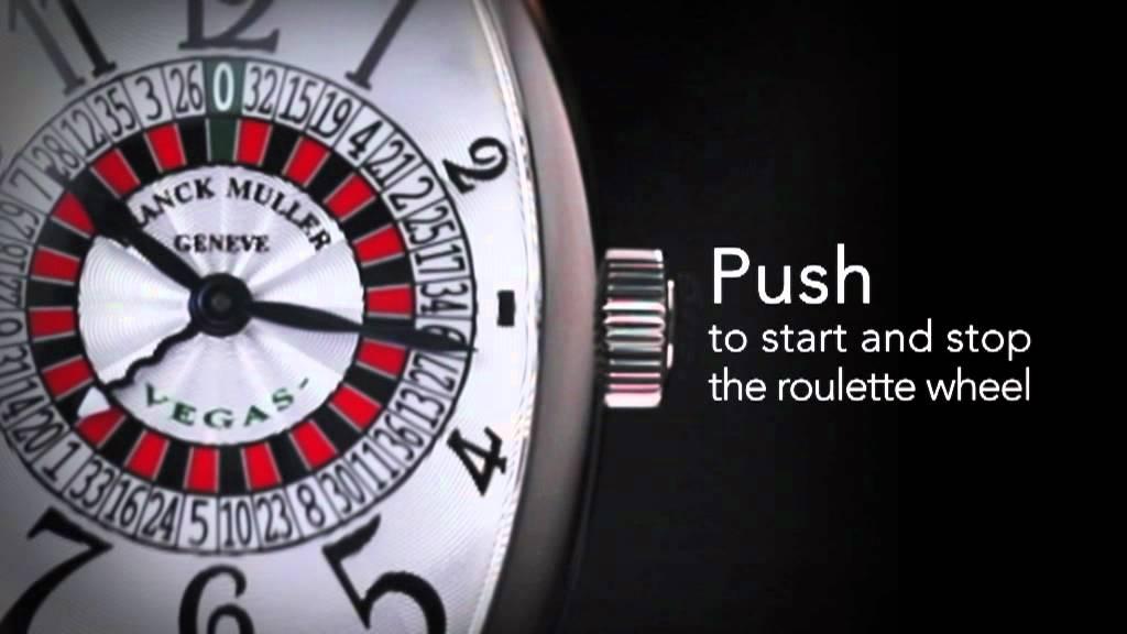 Franck muller roulette watch onyx blackjack drivers mac
