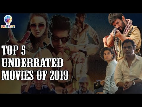 Top 5 Underrated Bollywood Movies of 2019   Top 10   Brainwash